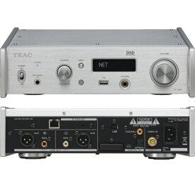【訳あり品】Reference 500 seriesUSB DAC/ネットワークプレーヤーTEAC NT-505-S(シルバー)リモコン付属