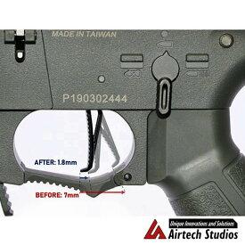 【送料別・レターパック発送対応】Airtech Studios STC(Speed Trigger Convertor)for G&G M4 ETU+MOSFET AEGトリガーレスポンス向上パーツ