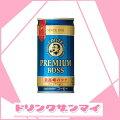 【サントリー】ボス(BOSS)プレミアムボス185g缶1ケース30本入