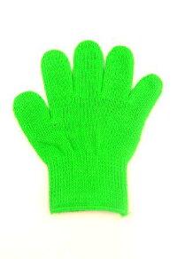 カラー軍手キミドリ黄緑