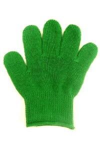 カラー軍手緑グリーン