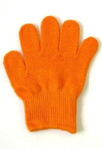 カラー軍手オレンジ橙色