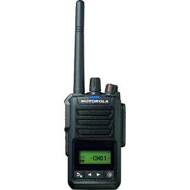 モトローラ MT10 5W デジタル簡易無線登録局 トランシーバー MOTOROLA | 無線機 免許不要 モトローラ MOTOROLA おすすめ 売れ筋