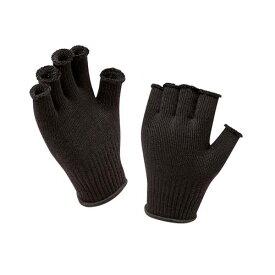【全国送料無料】 SEALSKINZ Merino Wool Fingerless Glove Liner 1211429 インナーグローブ | シールスキンズ グローブ てぶくろ 手袋 おすすめ 売れ筋 メリノウール インナー 保温 保湿 ギフト