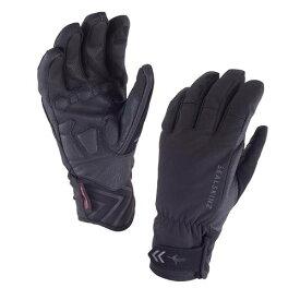【全国送料無料】 SEALSKINZ Men's Highland Glove 121161710 防水グローブ サイクリンググローブ | 防水 シールスキンズ グローブ てぶくろ 手袋 おすすめ 売れ筋 高品質 サイクリング 自転車 極寒 完全防水 防風 防寒 透湿性 ギフト