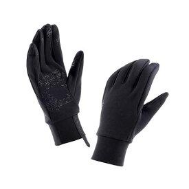 【全国送料無料】 SEALSKINZ Men's Stretch Fleece Nano Glove 121161715 撥水グローブ マルチパーパス | 撥水 シールスキンズ グローブ てぶくろ 手袋 おすすめ 売れ筋 雪 透湿性 柔軟性 マルチパーパス 多目的 フリース ライナー タッチスクリーン スマホ対応 ギフト