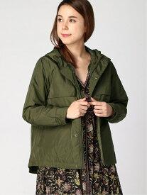 [Rakuten Fashion]Lugnoncure/3WAYフードブルゾン Lugnoncure テチチ コート/ジャケット ブルゾン カーキ ネイビー パープル ベージュ【送料無料】