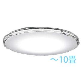 シーリングライト KOIZUMI 〜10畳 調光・調色 ティンリー Twinly Fit調色シーリング優雅な輝きを放つ、多面カットを施した重厚感のアクリル枠が印象的です AH48943L