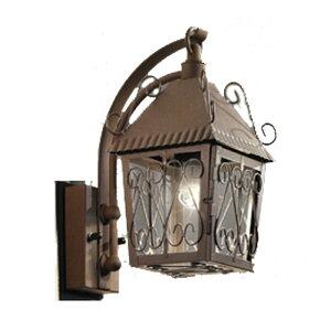 ポーチライト ODELIC エクステリア 玄関灯 おしゃれ アンティーク 電球色 LEDランプ 白熱灯40W相当 OG254039LCゲージは閉開可能。お気に入りのオーナメントや花・グリーン等を入れてオリジナルの