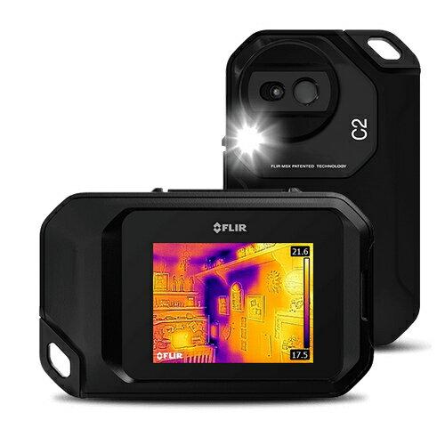 【FLIR】サーモグラフィーFLIR C2 ポケットに入る高性能コンパクトサーモグラフィカメラ