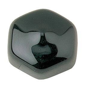 ボルトカバー(ブラック) M10用(100個入り) ボルト、ナットの錆び防止に!!