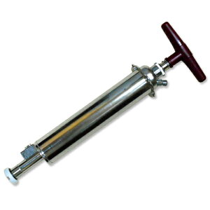 注入機 N-10ポンプ完成品 各種止水剤の注入作業から撥水剤の噴霧作業まで