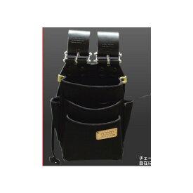 ニックス(knicks) [KB-212NSDX] チェーン式特殊ナイロン製3段腰袋