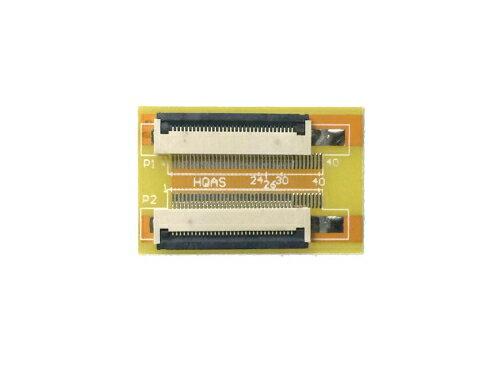 FPC/FFC (32ピン) フラットケーブル 延長基盤 0.5mmピッチ フラットケーブルの延長用に