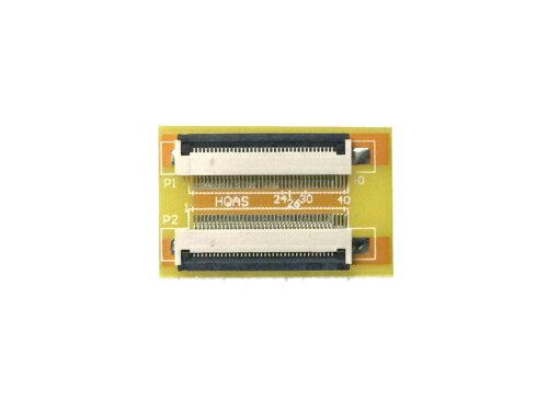 FPC/FFC (36ピン) フラットケーブル 延長基盤 0.5mmピッチ フラットケーブルの延長用に