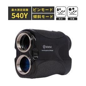 ゴルフ 距離計 高低差 レーザー距離計 距離測定器 距離計測器 保証2年 傾斜モード 精度±1Y tectectec VPRO500S テックテック 104×72×41mm おすすめ ランキング