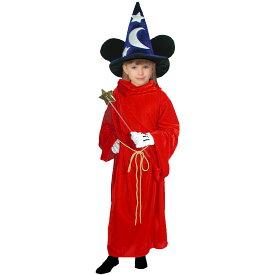 ハロウィン コスプレ セット ファンタジア コスチューム 子ども用 ミッキーマウス ディズニー Disney ハロウィン ドレス かわいい 仮装 男女兼用 ヘッドピース イベント パーティーグッズ 親子お揃い可