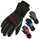 手袋 メンズ レディース ユニセックス グローブ おしゃれ 暖かい あったか 裏起毛 防寒 撥水 防風 アウトドア 登山 サ…