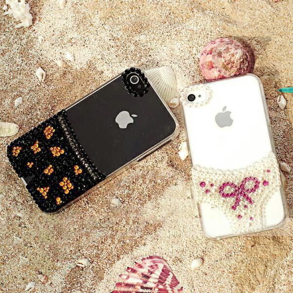 iPhone SE iPhone5s iPhone5 iPhone4s iPhone4 ハードケース アイフォン SE アイフォン5s アイフォン5 アイホン5s アイフォン4s スマホカバー クリア 下着モチーフ 男性 女性 デコ ラインストーン トランクス パンティー ペアルック お揃い セクシー iPhoneケース