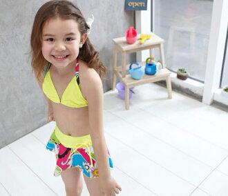 teddyshop  라쿠텐 일본: 수영복 여자 아이 삼각 비키니 스커트 3점 ...
