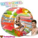 【送料無料】ウォーターホイール 回転 遊具 浮き輪 水遊び うきわ 夏休み ビーチ プール 海 ドウシシャ キッズ 子供用浮輪