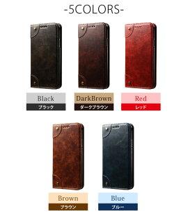 手帳型スマホケースiPhoneX用iPhone8用iPhone8Plus用iPhone7用iPhone7Plus用iPhone6s用iPhone6sPlus用iPhone6用iPhone6Plus用黒赤ブラウンブルー無地合皮レザーカードホルダースタンド機能スピーカーホール