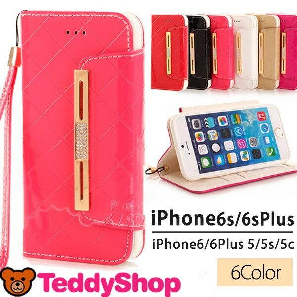 iPhone6s iPhone6s Plus iPhone6 iPhone6 Plus iPhone SE iPhone5s iPhone5 iPhone5c 手帳型ケース Galaxy S6 SC-05G Android アンドロイド スマートフォン ギャラクシーS6 スマホカバー カードポケット スタンド機能 ストラップ付き ダイアリー型