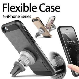 【送料無料】iPhone6s iPhone6s Plus iPhone6 iPhone6 Plus フレキシブル ケース VERUS 韓国ブランド スマートフォン スマホカバー プラスチック TPU 2層構造 スリム アーマー エアコン吹出口用 車載ホルダ