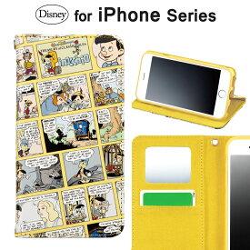 iPhone8 ケース iPhone7ケース 手帳型ケース iPhone6sケース iPhone6ケース レザー ディズニー キャラクター スマホカバー アイフォン8ケース 可愛い おしゃれ カードホルダー ミラー付 カラフル ミッキー ミニー ドナルド デイジー ピノキオ アリス ブランド 大人女子 薄型