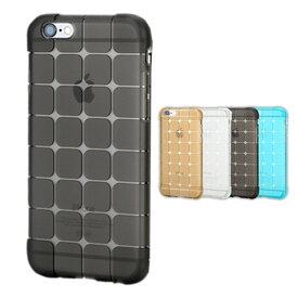 iPhone6s Plus iPhone6 ケース アイフォン6プラス アイフォン6sプラス スマホカバー ソフト クリア やわらかい すべりにくい 高品質TPU素材 衝撃を和らげる iPhoneケース