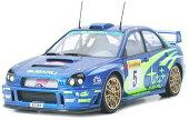 スバルインプレッサWRC2001タミヤ1/24スポーツカー240