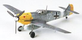 メッサーシュミット Bf109 E-4/7 TROP タミヤ 1/72 ウォーバード55