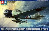 タミヤ1/48傑作機No.16日本海軍零式艦上戦闘機21型(A6M2)