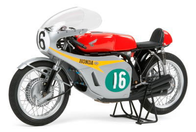 タミヤ 1/12 オートバイ No.113 HONDA ホンダ RC166 GPレーサー