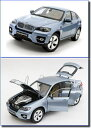 【即納】KYOSHO ORIGINAL 1/18 BMW アクテブハイブリットX6(ブルー)京商 No.08763BW ダイキャストモデルミニカー