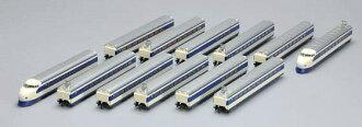 TOMIX托米奇98929限定品国铁0系统东海道新干线(开业光号1号、H2组成)安排