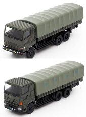 トミーテックジオコレトラックコレクション自衛隊特大型トラックセット