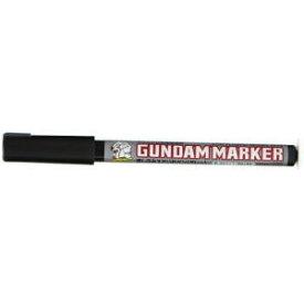 GSIクレオス ガンダムマーカー GM302 流し込みスミ入れペン(グレイ)