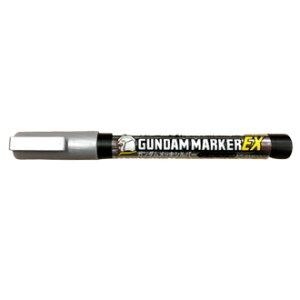 GSIクレオス ガンダムマーカーEX XGM100 メッキシルバー