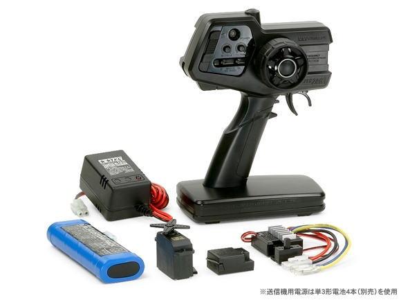 タミヤ RC No.45053 ファインスペック2.4G 電動RCドライブセット