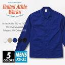 カバーオール ジャケット 無地 メンズ【楽天最安値に挑戦】United Athle Works(ユナイテッドアスレワークス) 7452-01 …
