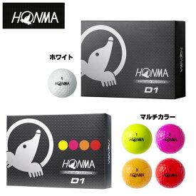 本間ゴルフ HONMA D1