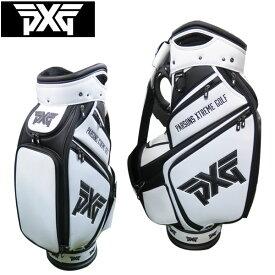 PXG Black & White Tour Bag