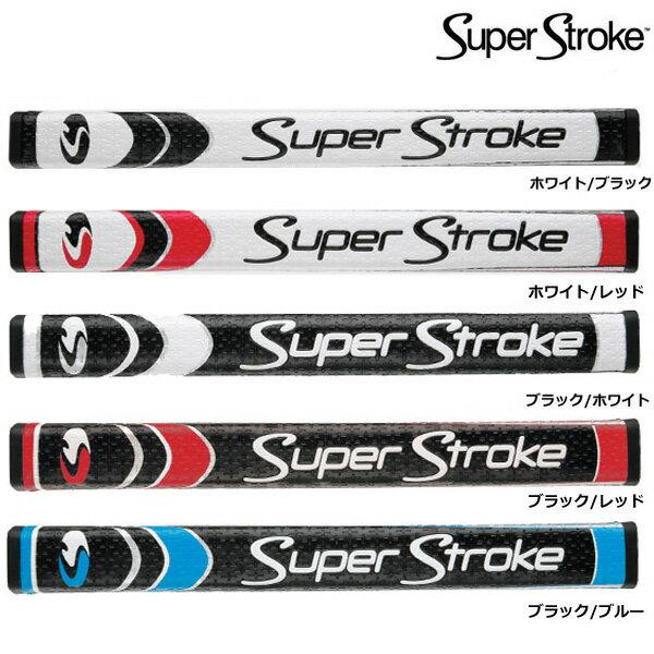 スーパーストローク ピストルGTR 1.0 USパターグリップ ゴルフグリップ ネコポス便対応可(200円)