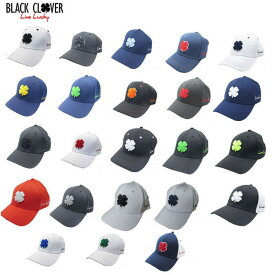 Black Clover ブラッククローバー Prmium Clover プレミアムクローバー US ゴルフ キャップ