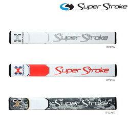 【日本限定デザイン】SuperStrokeFLATSO2.0日本仕様スーパーストロークフラッツォ2.0パターグリップ