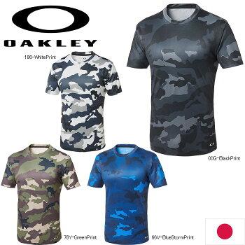 【2018年モデル】OAKLEY457470JPオークリー3RD-GSSO-FITTEE1.7半袖Tシャツ日本仕様