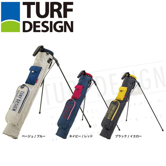 TURF DESIGN TDMS-1870 Mini Stand Bag 日本仕様 ターフデザイン ミニスタンドバッグ