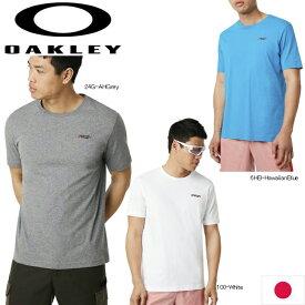 OAKLEY 457582 AUTHORIZED TEE オークリー オーソライズド 半袖Tシャツ 日本仕様