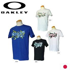 在庫処分 OAKLEY 456687JP CIRCULAR TECHNICAL TC TEE.17.04 日本仕様 オークリー サーキュラーテクニカルTシャツ
